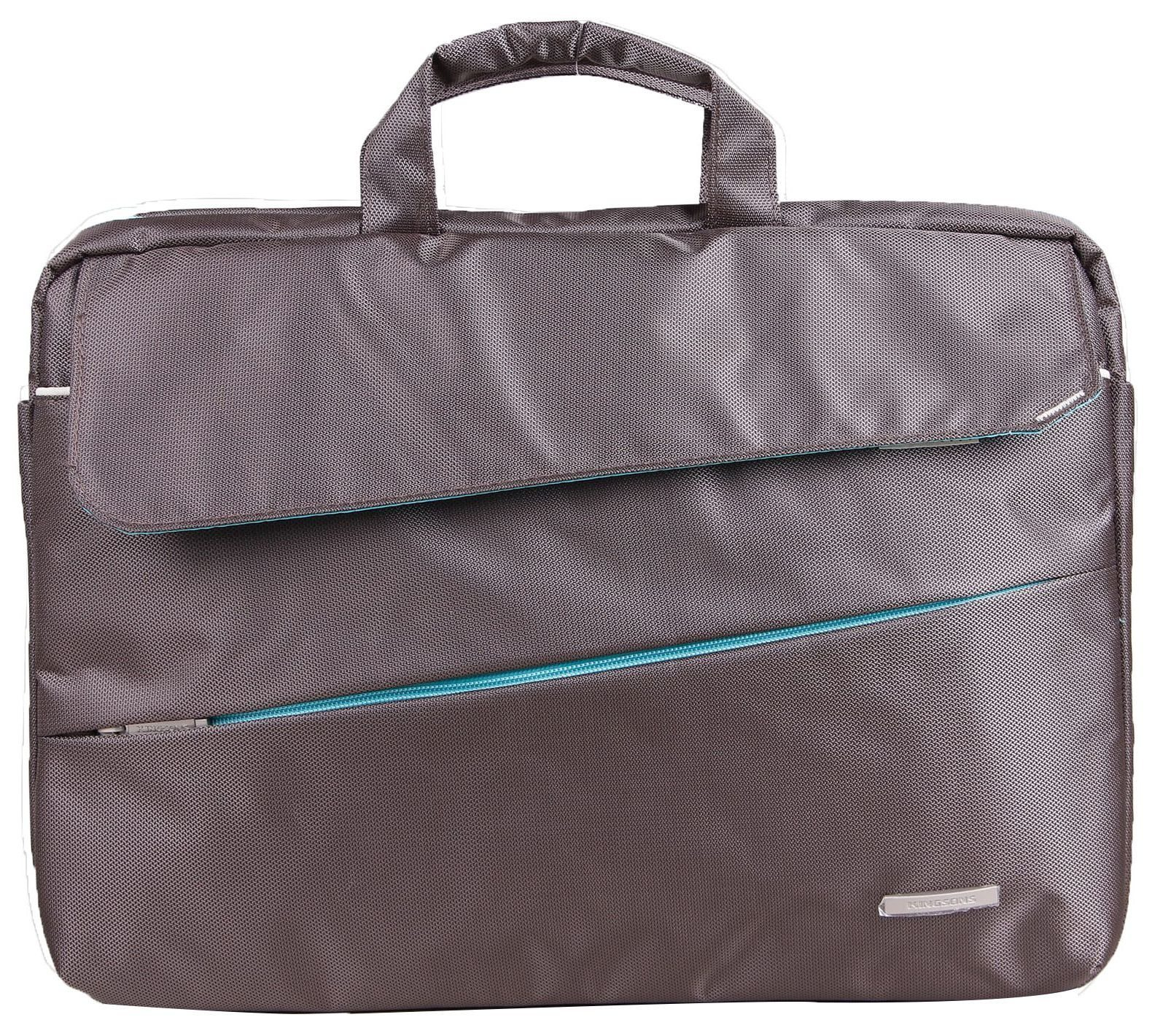 "Laptop Bag 15.6"" KS3036W-G :: Evolution Series - Grey"