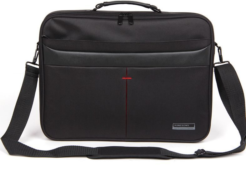 Kingsons Laptop Bag 15.6� K8444W-A :: Corporate Series - Black