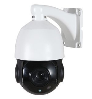 IP HD Outdoor PTZ Camera 22X Zoom/ 1/2.9 Sony Low illumination 2.4MP/1080P/3.9mm-85.5mm/IR 60m/White - PT5A022S200