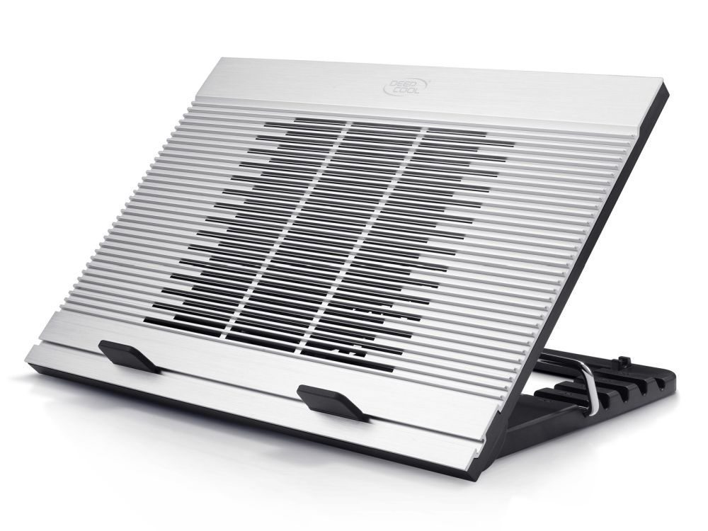 DeepCool Notebook Cooler N9 17� - Aluminium - Silver