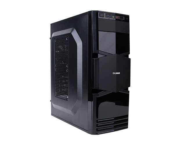 Case mATX ZM-T3  USB3.0 Black