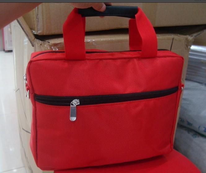 VCom Notebook bag 10� Red - VB-03001-10