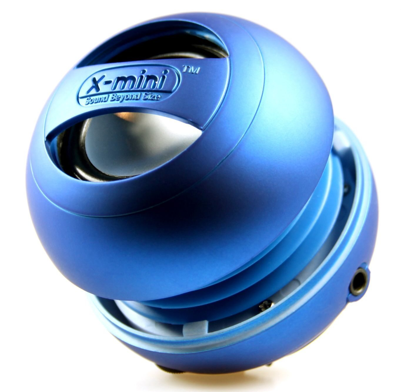 X-mini II Portable Capsule Speaker - Blue