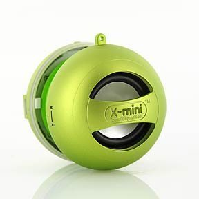 X-mini II Portable Capsule Speaker - Green