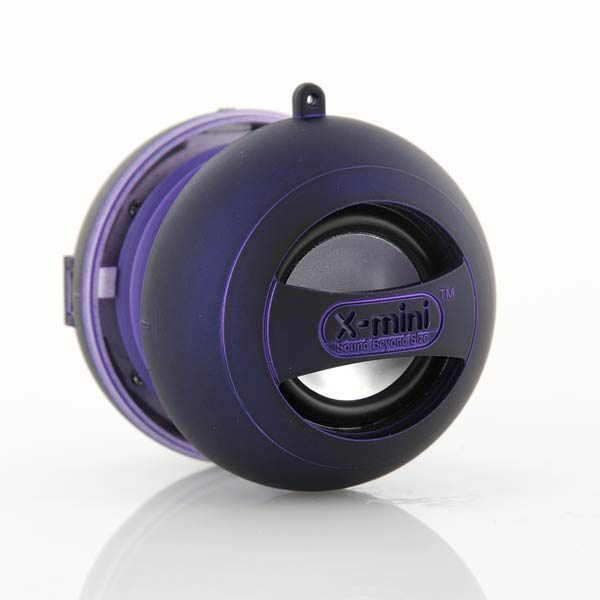 X-mini II Portable Capsule Speaker - Purple