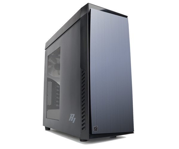 Case ATX R1 Soundproof USB3.0