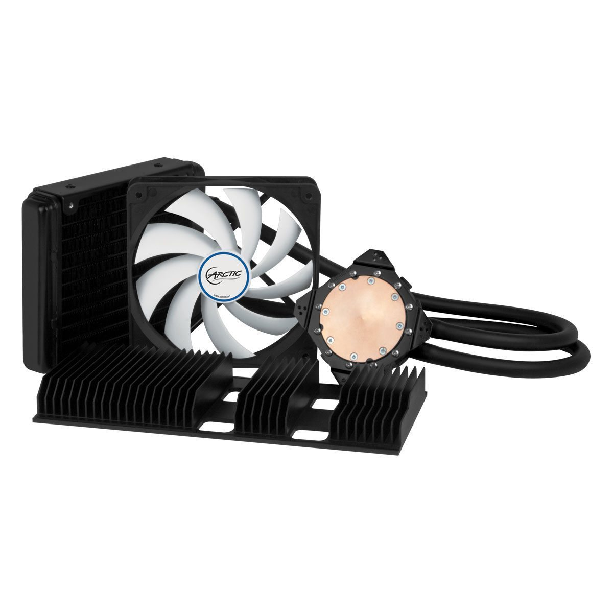Accelero Hybrid II - 120 Water+Air VGA Cooling