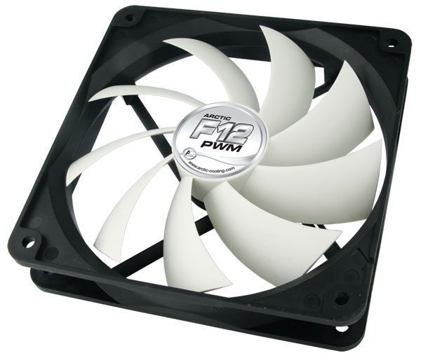 Arctic Cooling Arctic Fan F12 PWM - 120mm/300-1350rpm