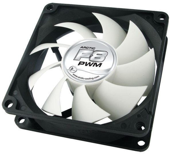 Arctic Cooling Arctic Fan F8 PWM - 80mm/700-2000rpm