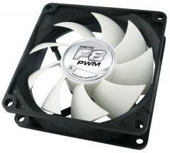 Arctic Fan F8 PWM - 80mm/700-2000rpm