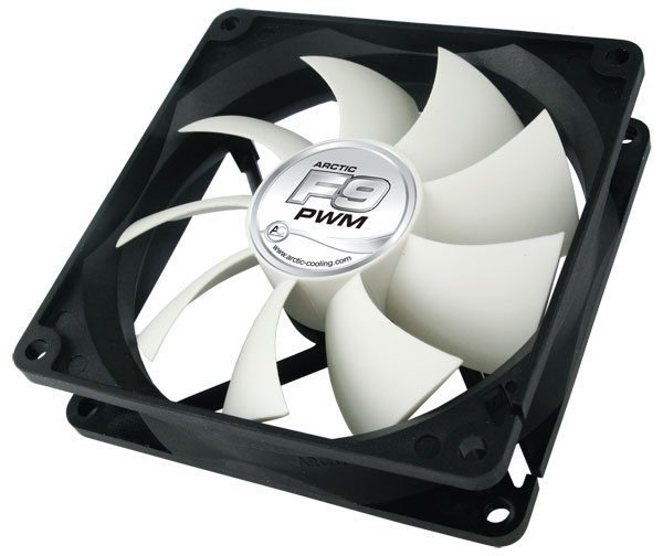 Arctic Cooling Arctic Fan F9 PWM PST - 92mm/600-1800rpm