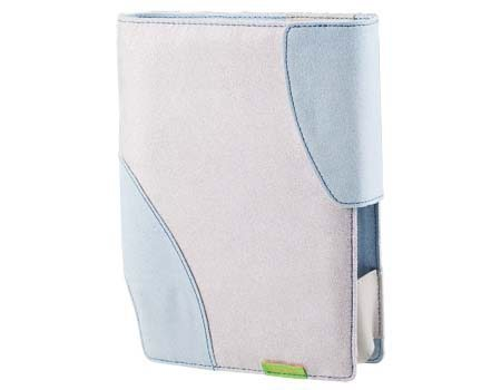 CHOIIX 8.9 Inch Easy Fit EeePC Sleeve, Blue/Grey