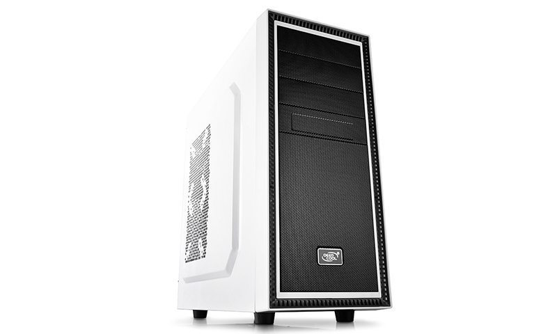 Case TESSERACT WH - White USB 3.0
