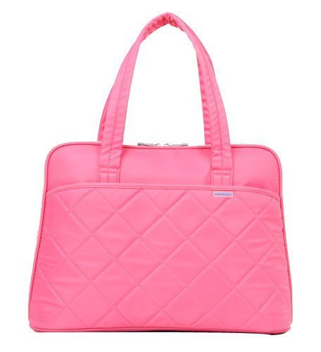 "Laptop Bag 15.4"" KS3009W-P :: Ladies in Fashion Series - Pink"
