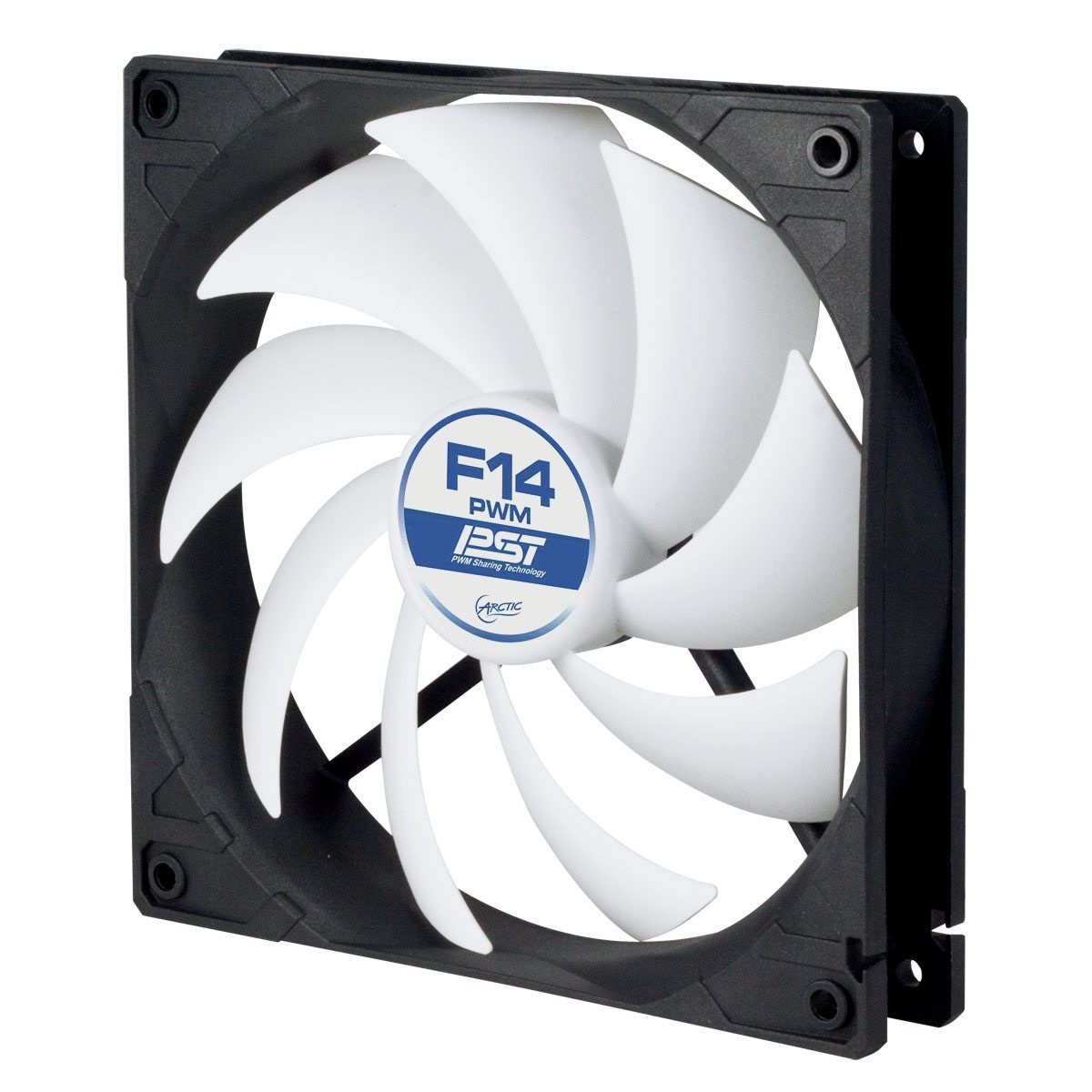 Arctic Fan F14 PWM PST - 140mm 550-1350rpm