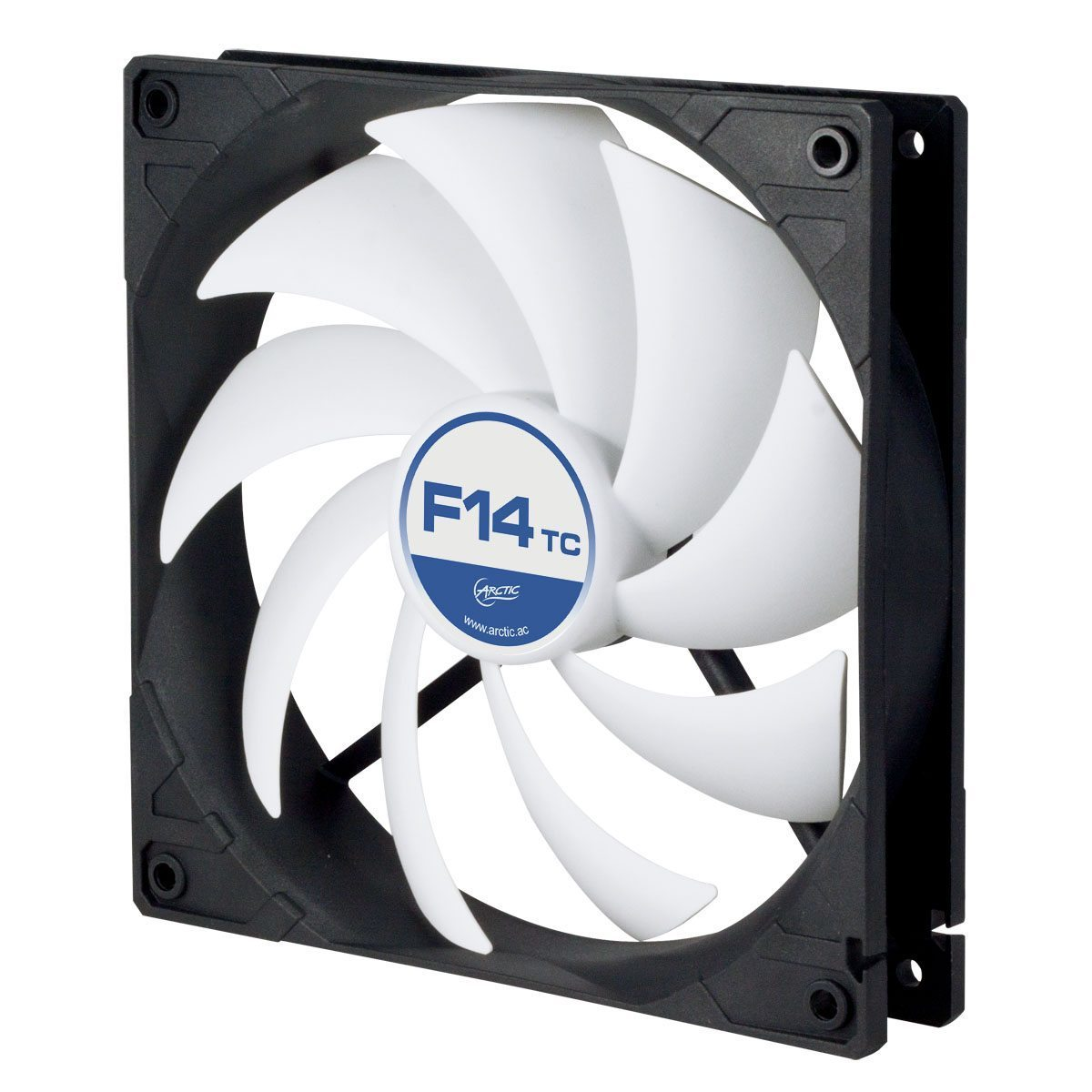 Arctic Fan F14 TC - 140mm/400-1350rpm