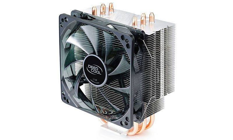 DeepCool CPU Cooler GAMMAXX 400 - 2011/1150/1366/775/AMD