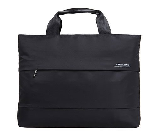 "Laptop Bag 15.4"" KS3035-B :: Charlotte Series - Black"