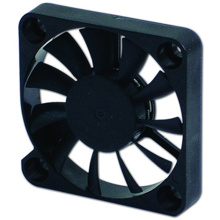 Evercool Fan 40x40x7 1Ball (5V,5500 RPM) - EC4007H05CA