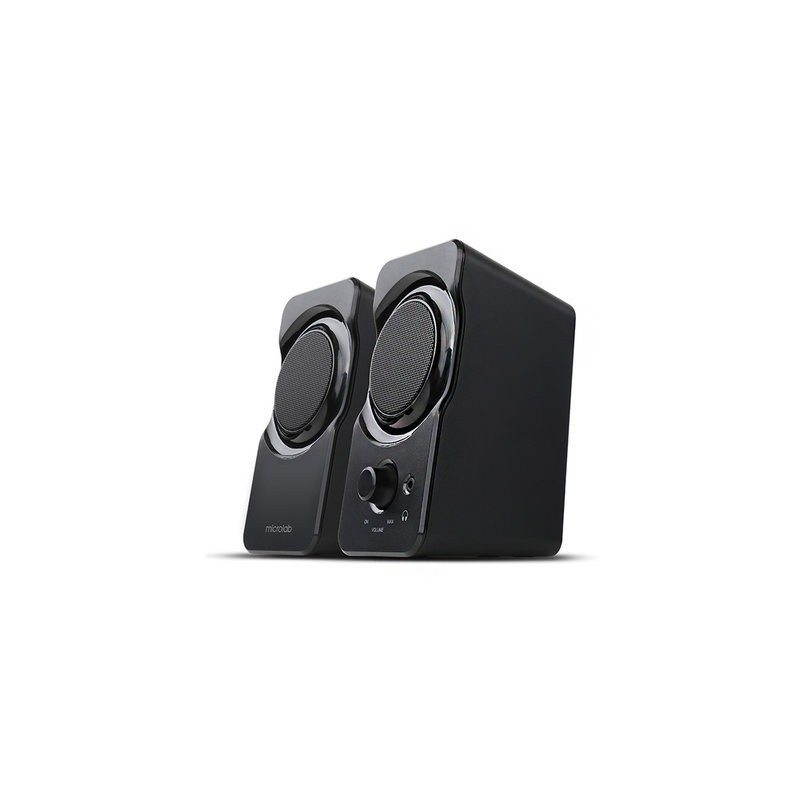 Speakers 2.0 B-17 black