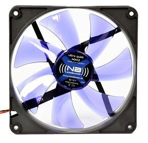 140mm NB-BlackSilentFan XK2 - 1100rpm