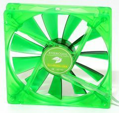 Fan 140mm Ever Green