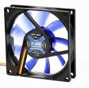 Noiseblocker 80x80x20mm NB-BlacksilentFan XC1 - 1700rpm