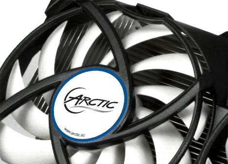 Arctic Охлаждане Accelero Xtreme IV 280 VGA Cooler | Dekada com
