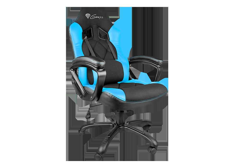 Genesis Nitro 330 Sx33 Gaming Chair Black Blue Nfg